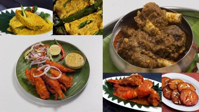 Durga Puja 2015 places to eat out in kolkata - 6 Ballygunge Place