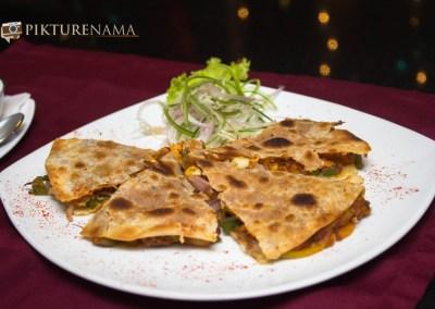 Quesadilla in Mexo Italiana food by Casa Kitchen