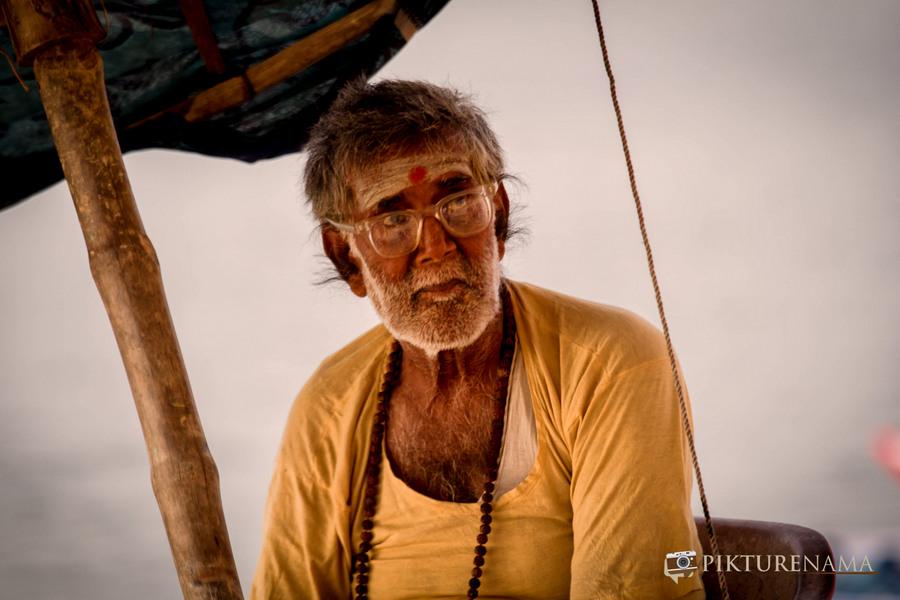 Varanasi Ghats portraits