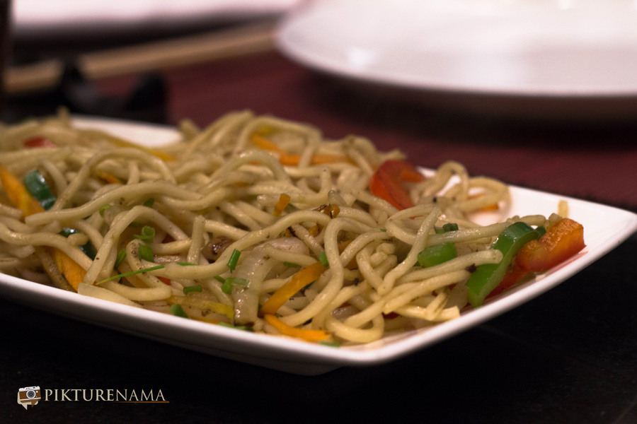 Pan Asian ITC Sonar Kolkata noodles
