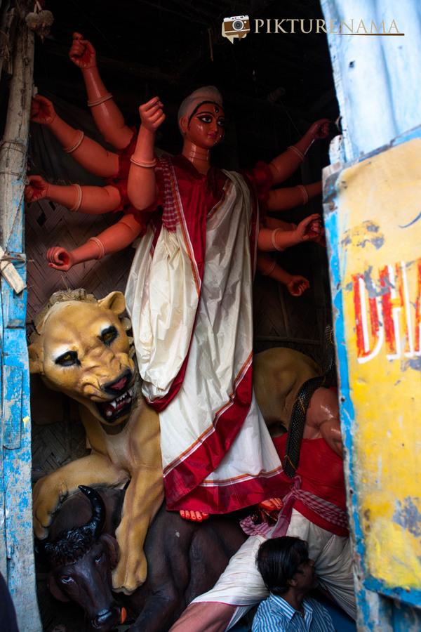 Durga Pujo the glimpse