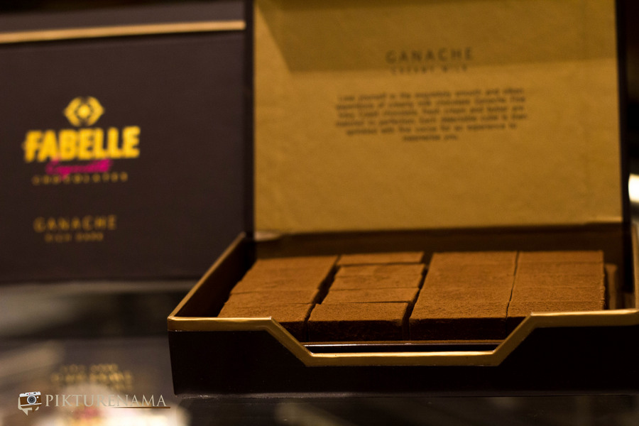 ganache by Fabelle by ITC