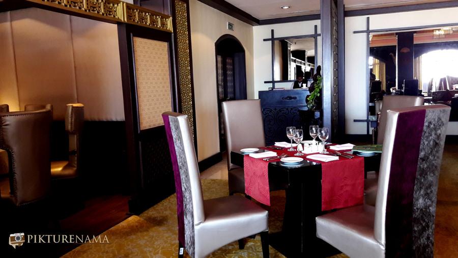 Vizag food trail Inside Ming GArden