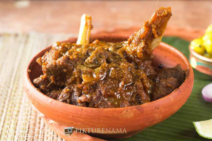 Best Kosha Mangsho in Kolkata as I have experienced