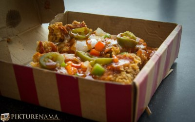 Will KFC Chilli Chizza be a substitute for a Pizza?