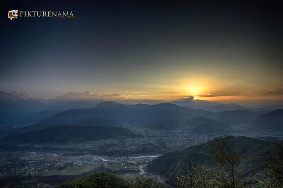 sarangkot sunrise 9