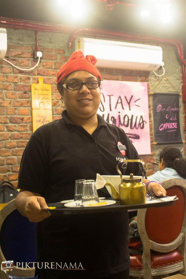 I can fly cafe Kolkata 19