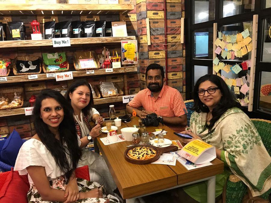 I can fly cafe Kolkata 28