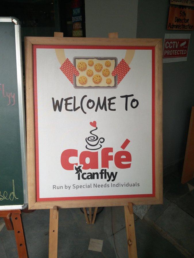 I can fly cafe Kolkata 23