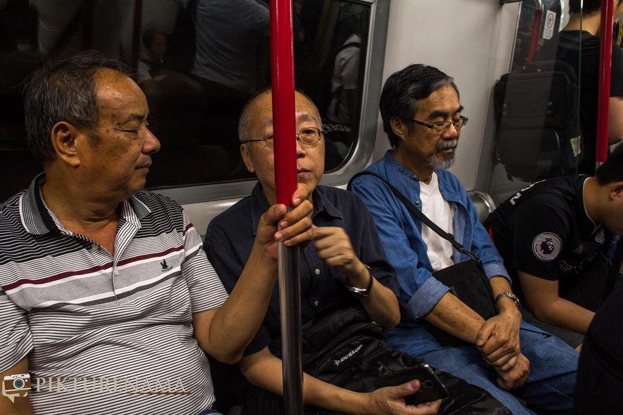 MTR Hong Kong 5