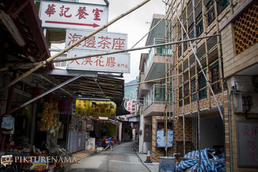 Tai O village 38