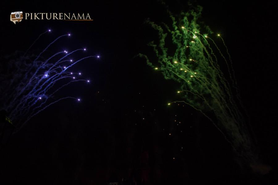 HongKong Disneyland Fireworks 19