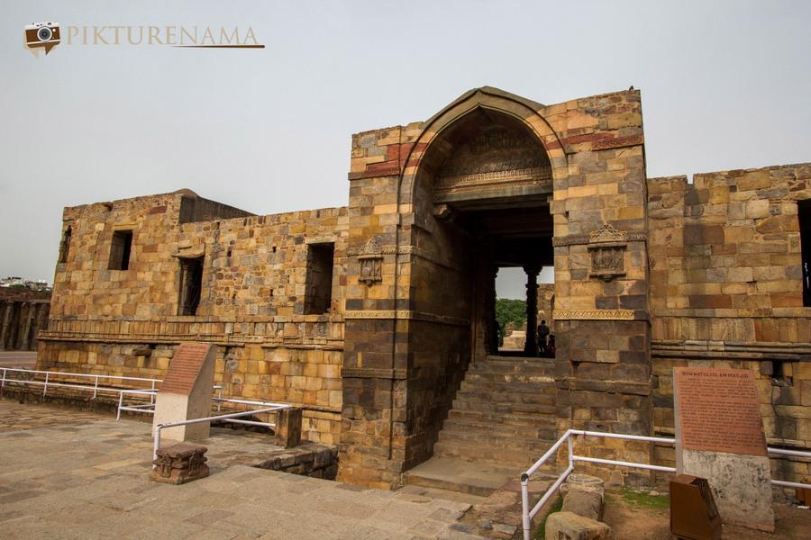 Qutub Minar and Qutub complex -2