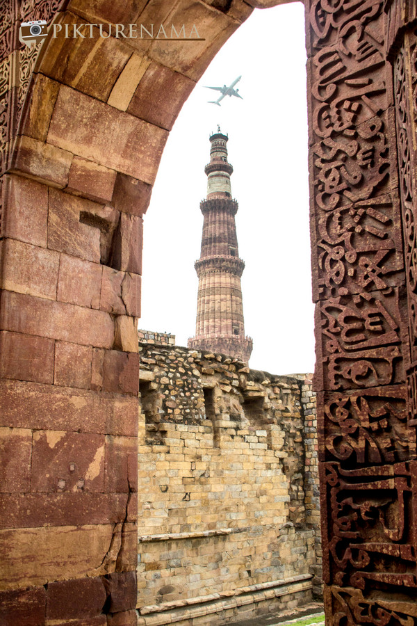 Qutub Minar and Qutub complex - 23