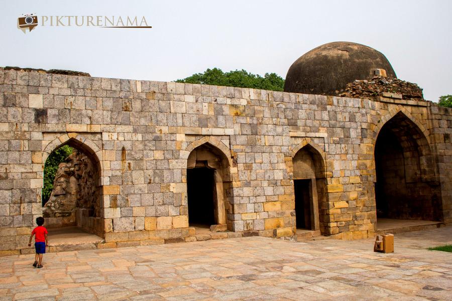Khiljis Tomb