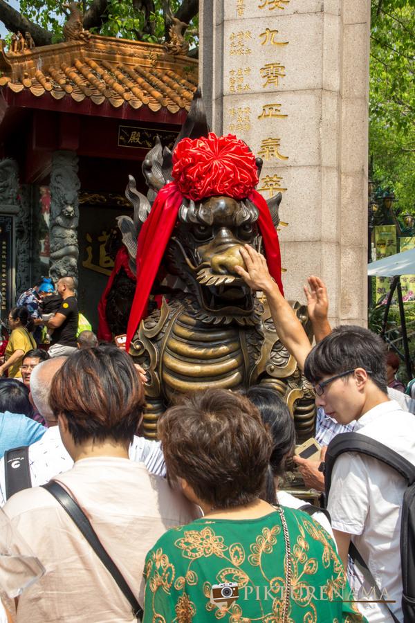 Wong Tai Sin temple HongKong and Man Mo Temple 3