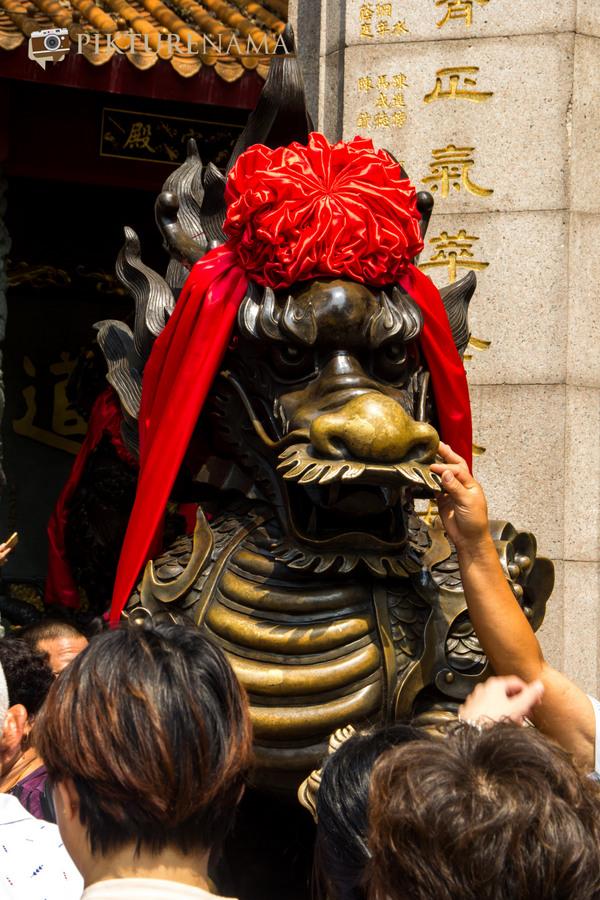 Wong Tai Sin temple HongKong and Man Mo Temple 4