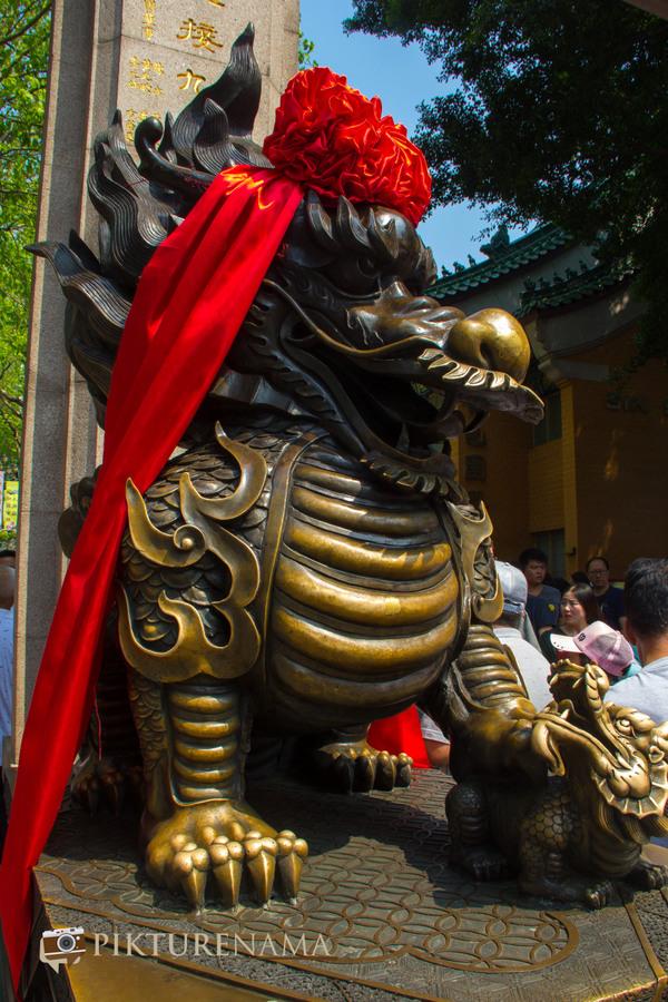 Wong Tai Sin temple HongKong and Man Mo Temple 5