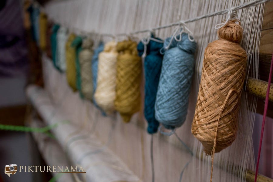 Faces of Kashmir carpet weaver 8