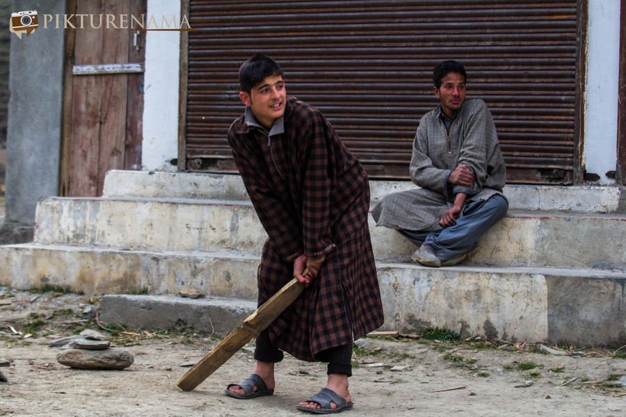 Faces of Kashmir Srinagar 32
