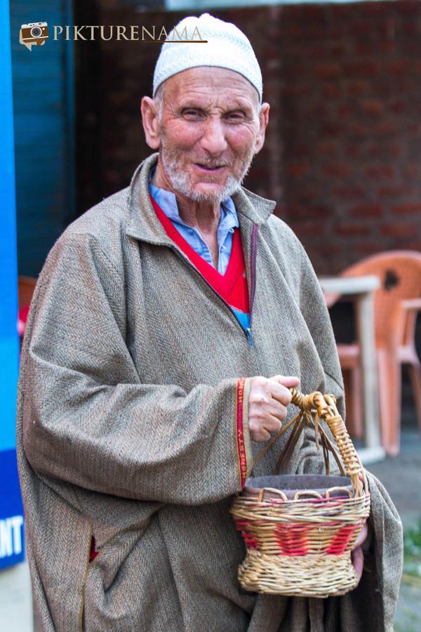 Faces of Kashmir Srinagar 22