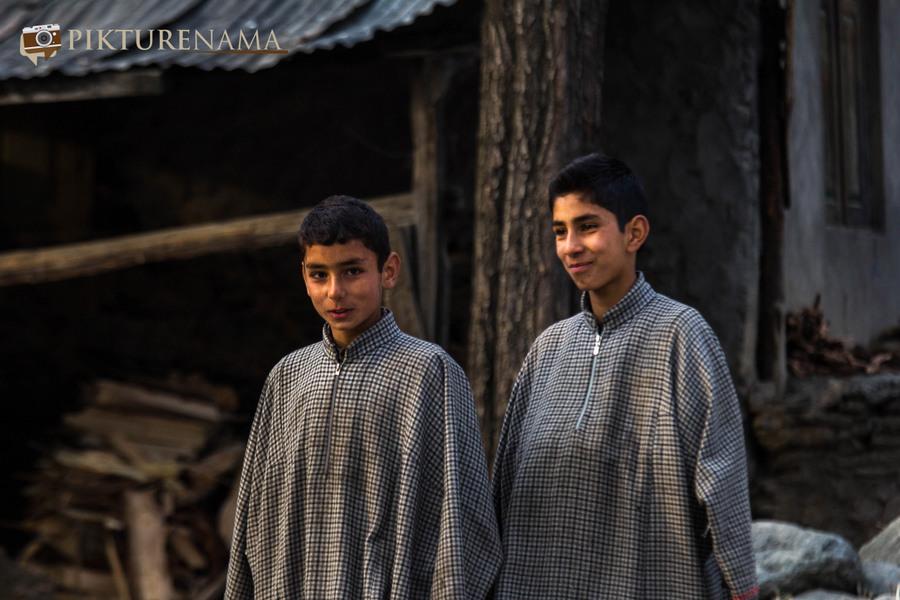 Faces of Kashmir Srinagar 36