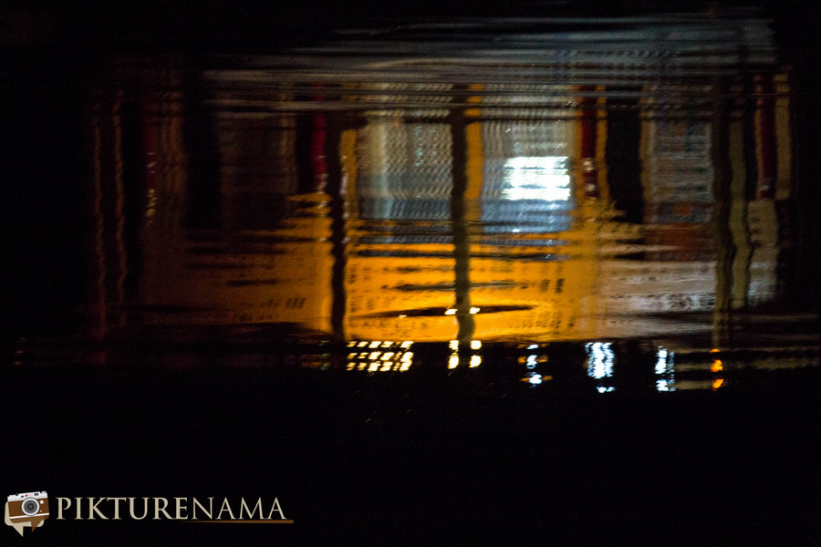 Kashmir Houseboat night- 6