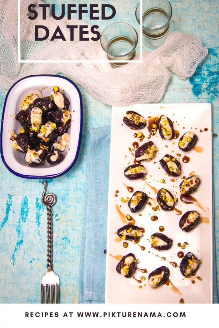 Stuffed dates pinterest - 2