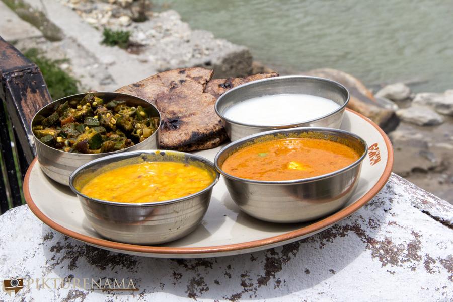 My Garhwali food Sojourn in Uttarakhand for 4 days