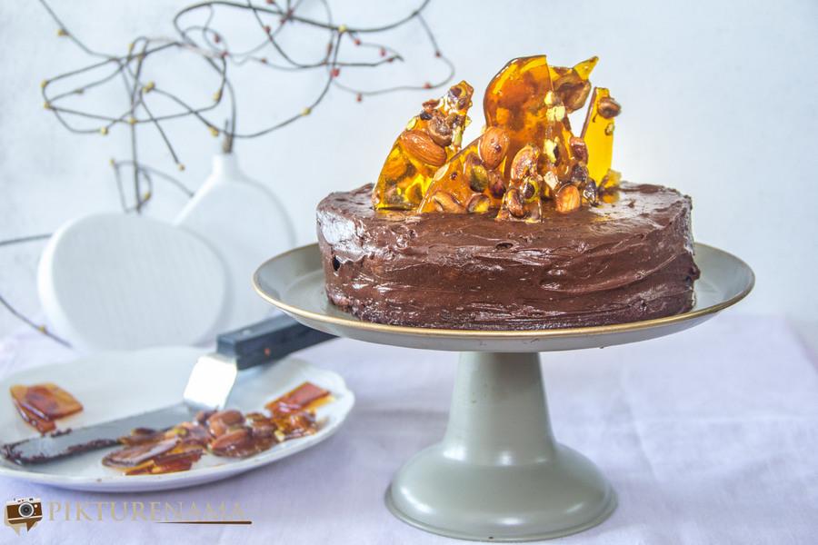 Double chocolate Mousse cake by Rachel Allen - 2