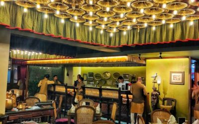 Sonar tori City Centre 1 Kolkata- Dine like the Zamindars of Bengal