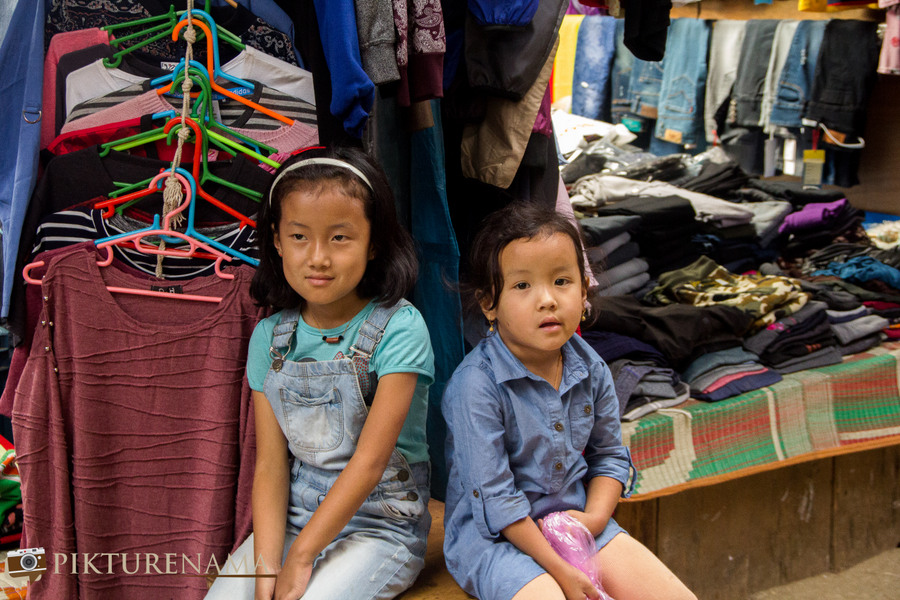 Weekend market Thimphu – a stroll and some pictures
