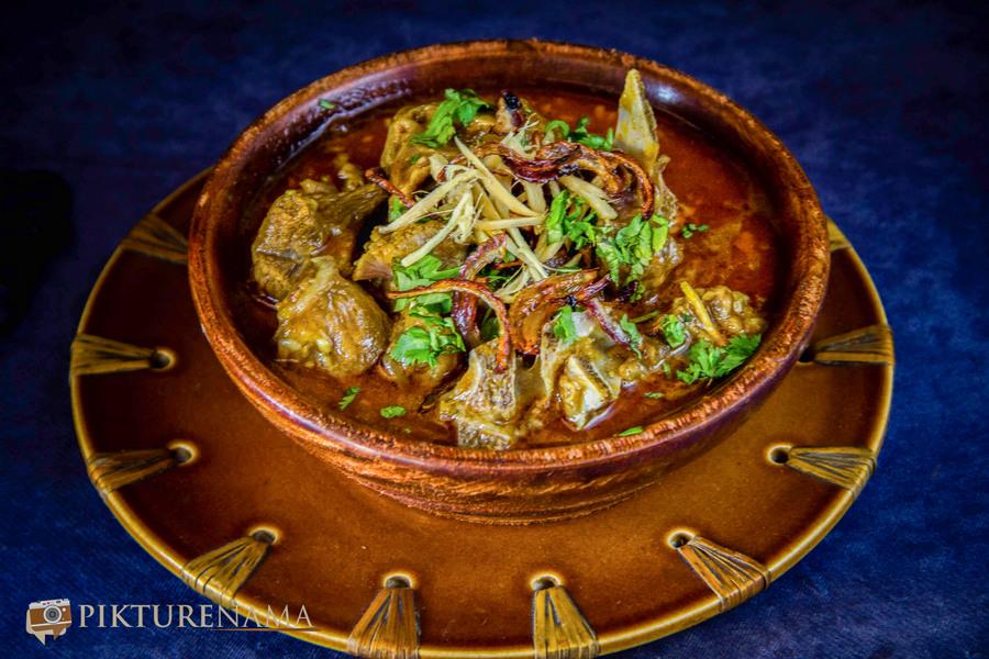 How to make Mutton Nihari - 1