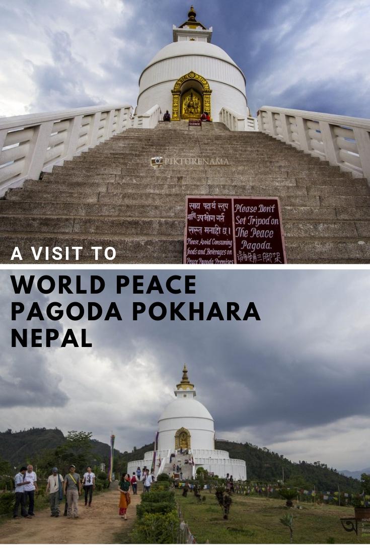 World Peace Pagoda Pinterest - 1