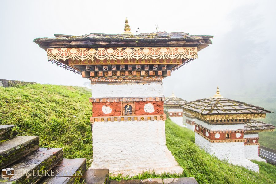 A visit to Dochula Pass, Thimpu Bhutan – All that you can see around