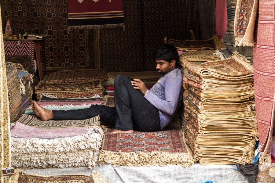 shilparamam Hyderabad the shopkeeper