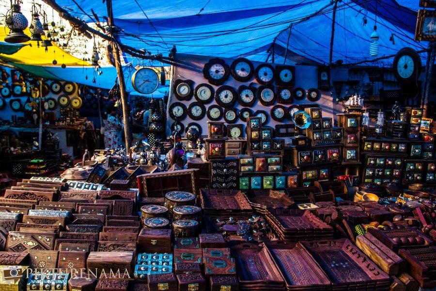 shilparamam Hyderabad blue hue
