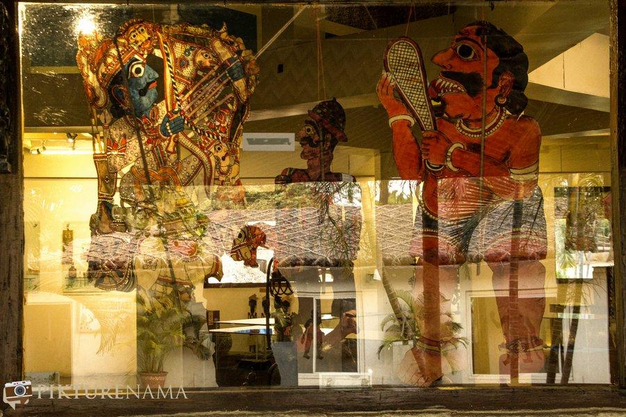 shilparamam Hyderabad meuseum