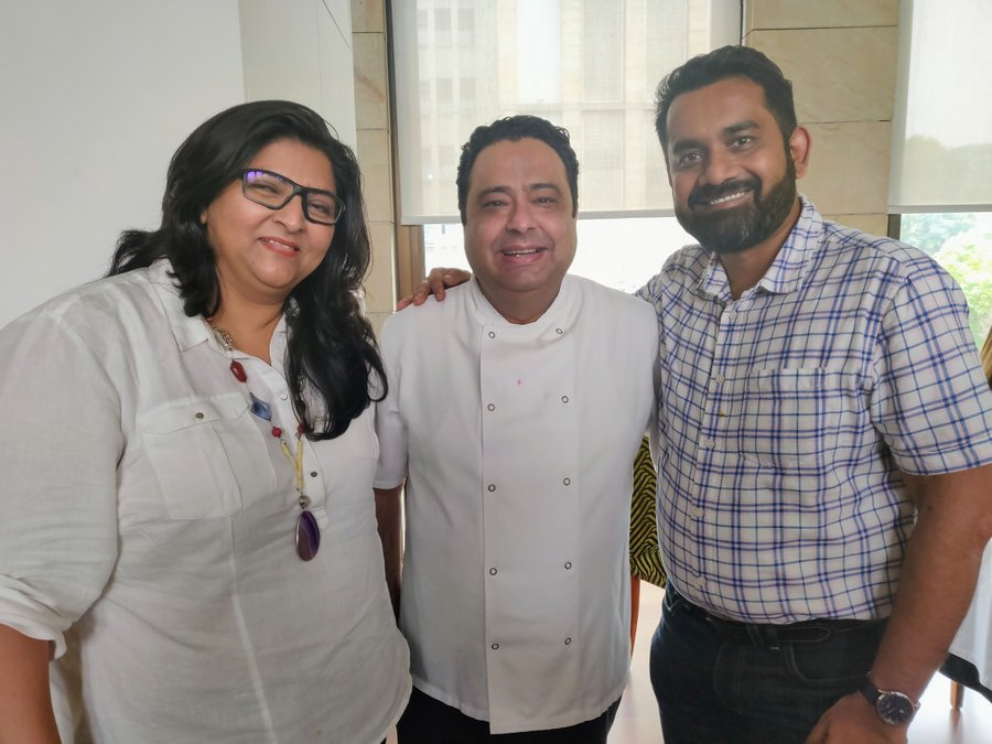 Chef Manish Mehrotra and my experience at Indian Accent New Delhi