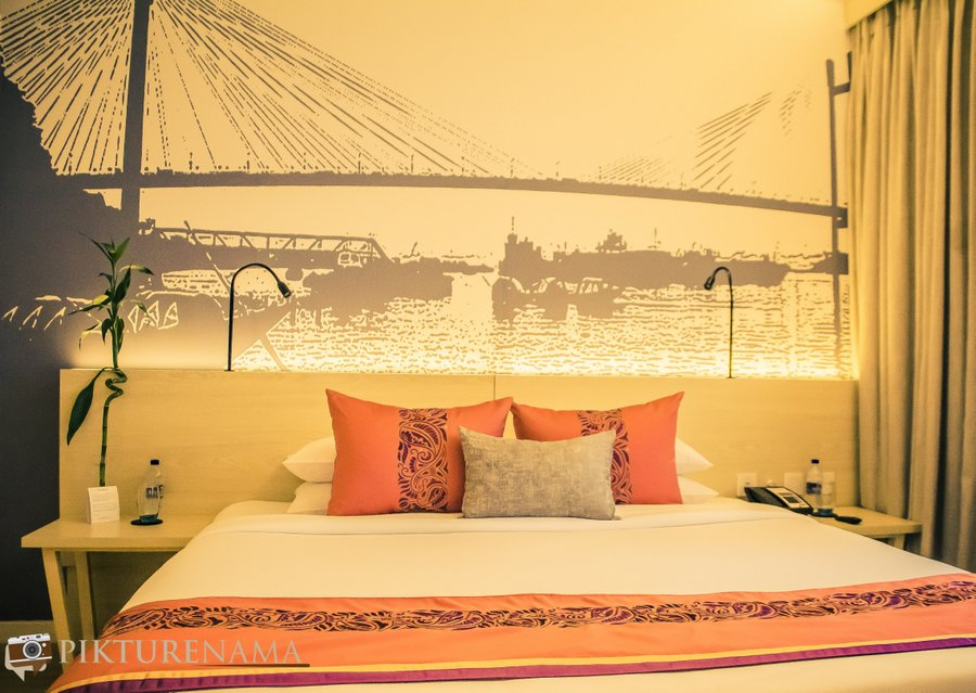 Vivanta Kolkata EM Bypass room