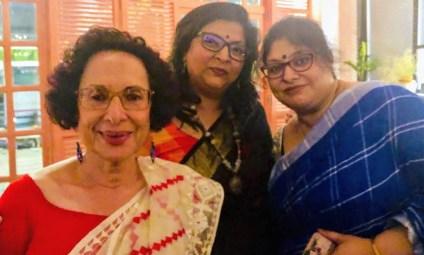 With Ms. Bachi Karkaria