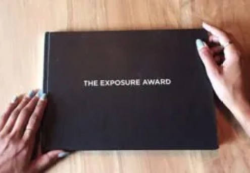 The Exposure Awards Book - Ultra Color Collection