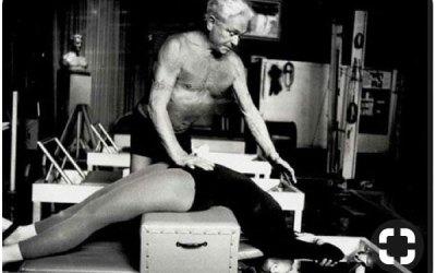 Die Geschichte von Pilates