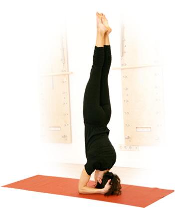 Ejercicio de Yoga