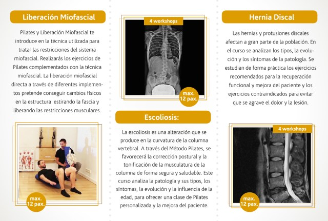 cursos de pilates en madrid