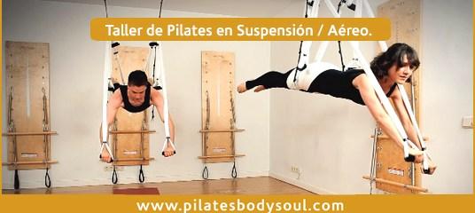Centro de Pilates Mesena. Curso de formación de Pilates y yoga aéreo. 24 de Noviembre 2018