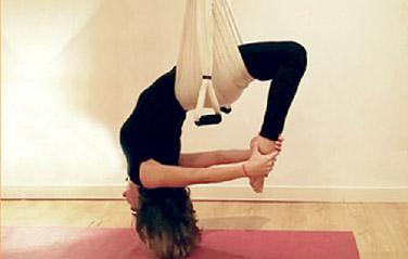 Curso de Pilates y Yoga Aéreo
