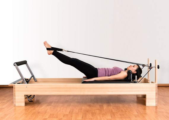 1-2-1 Pilates Studio reformer isle of wight hilary symmans take your pilates to the next level