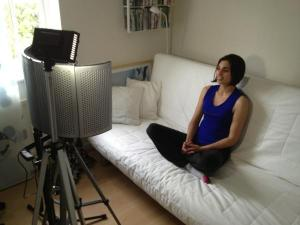 Pilates with Priya voiceover 1