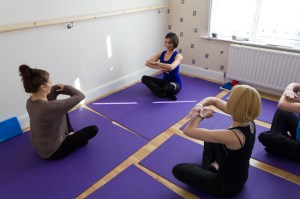 Pilates with Priya: Post Natal Pilates Class